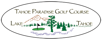 Tahoe Paradise Golf Course Logo
